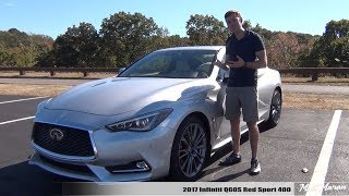Download Review: 2017 Infiniti Q60S Red Sport 400 AWD Video