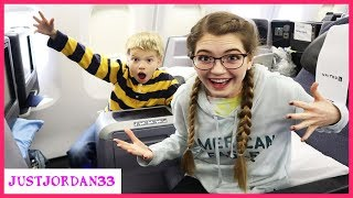 Download 24 Hours On A Plane / JustJordan33 Video