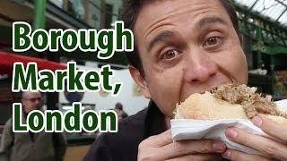Download Borough Market in London - What You Should Eat | London Street Food Tour! Video