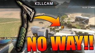 Download LUCKIEST KILL OF ALL TIME!! (BO3 RUNNING WITH CIZZORZ #43) Video