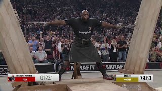 Download Felix does it AGAIN! Another epic WORLD RECORD from the 53 year old strongman! Video