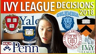 Download 🔥IVY LEAGUE COLLEGE DECISION REACTIONS 2018: Harvard, Yale, Princeton, Columbia, etc. | Katie Tracy Video