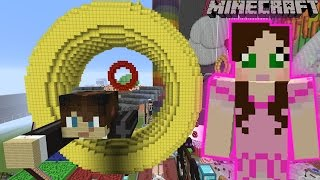 Download Minecraft: GOLDEN RINGS GAME - FUN TIME PARK [9] Video