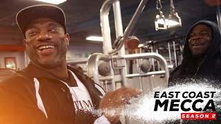 Download Dexter Jackson And Kai Greene Training | East Coast Mecca Video