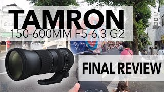 Download Tamron 150-600mm f5-6.3 G2 FINAL REVIEW Video
