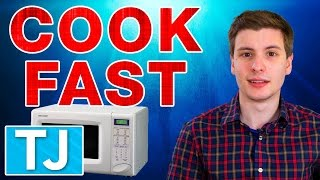 Download How to Microwave Food Faster (Life Hack) Video