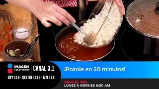 Download Pozole en 20 minutos Video