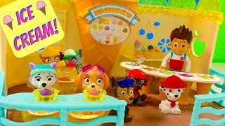 Download Paw Patrol Ice Cream Playground Video