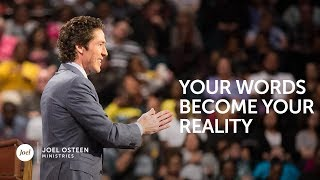 Download Joel Osteen - Your Words Become Your Reality Video
