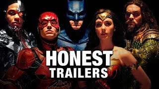 Download Honest Trailers - Justice League Video