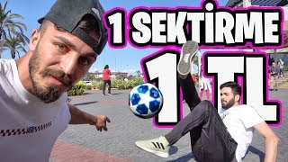 Download SOKAKTA PARA DAĞITMA YARIŞMASI (1 SEKTİRME=1 TL) Video