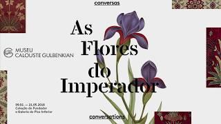Download As Flores do Imperador pela curadora Clara Serra | Museu Calouste Gulbenkian Video