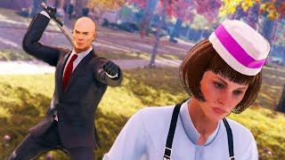 Download I Killed An Entire Village With A Newspaper In Hitman 2 Video