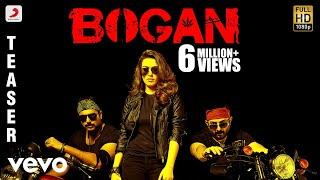 Download Bogan - Official Tamil Teaser   Jayam Ravi, Arvind Swami, Hansika   D. Imman Video