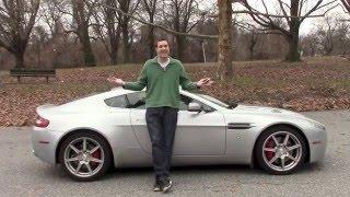 Download Aston Martin V8 Vantage: The Weird Quirks Video