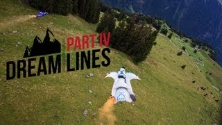 Download Dream Lines IV - Wingsuit proximity by Ludovic Woerth & Jokke Sommer Video