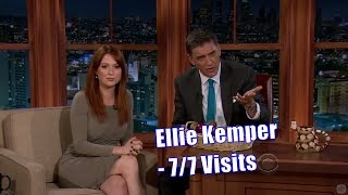 Download Ellie Kemper - All Her Teeth Fell Out In Her Dream - 7/7 Visits In Chronological Order [720-1080] Video