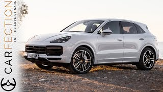 Download 2019 Porsche Cayenne Turbo: Guilty Pleasures - Carfection Video