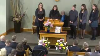 Download Audrey Wagler - Funeral Service Jan 27, 2017 Video