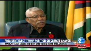Download PRESIDENT ELECT TRUMP POSITION ON CLIMATE CHANGE Video