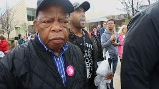 Download Congressman Lewis: Women's Marches 'Gratifying' Video