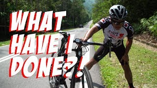 Download Not Sure I'm Gonna Do This Again!? CIMB CYCLE 160KM!!! Video