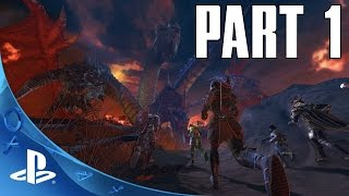 Download CONTROL WIZARD GAMEPLAY! Neverwinter (PS4) - Part 1 Walkthrough Lets Play (PS4 HD) Video