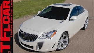 Download 2015 Buick Regal GS 0-60 MPH Performance Review: A Pontiac by any other name... Video