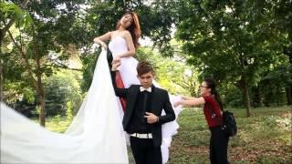 Download 森林婚纱漂浮 。女人的最爱 。 Video