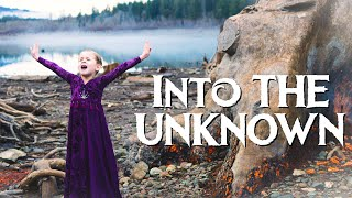 Download Into The Unknown - 7-Year-Old Claire Crosby (Disney Frozen 2 Cover) Video
