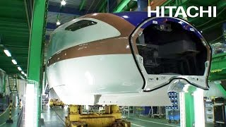 Download The Creation of Trains Part 1 - Hitachi Video