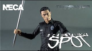Download Toy Spot - NECA Terminator Genisys T-1000 Police Disguise Video