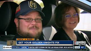 Download A Day with a Golden Knights Superfan Video
