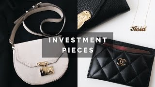Download 5 ESSENTIAL ACCESSORIES YOU SHOULD INVEST IN (+ how to choose them!) Video