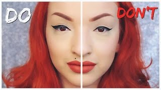 Download Perfect Winged Eyeliner | Hooded, Sagged, or ALL Video