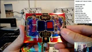 Download 2017 PANINI SELECT SOCCER 12 BOX PICK YOUR TEAM PYT CASE BREAK #205 Video
