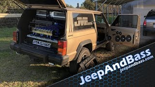 Download Getting Ready for Autorama 2018! ″Jeep door repairs″ Video