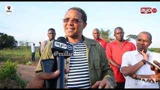 Download EXCLUSIVE: AyoTV yamtembelea Mstaafu Kikwete ″nanenepa siku hizi, mlikua mnanifuja″ Video