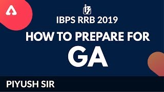 Download IBPS RRB 2019 | How To Prepare For GA | Piyush Sir | 12 PM Video