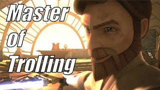 Download Obi-Wan Kenobi - Master of Trolling Video