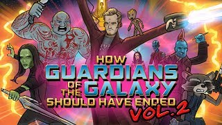 Download How Guardians of the Galaxy Vol. 2 Should Have Ended Video