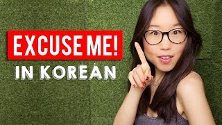 Download EXCUSE ME in Korean (KWOW #207) Video