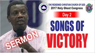 Download Pastor E.A Adeboye Sermon @ RCCG 2017 HOLY GHOST CONGRESS #Day2 Video