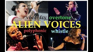 Download ALIEN VOICES - Female & Male Singers Video