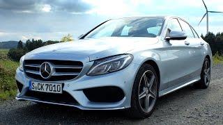 Download ' 2014 / 2015 Mercedes-Benz C-Class ( W205 ) ' Test Drive & Review - TheGetawayer Video