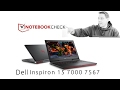 Download Dell Inspiron 15 7000 7567 Gaming Notebook Review 8/10 (GTX 1050 Ti) Video
