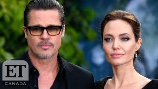 Download Details On Brad Pitt And Angelina Jolie's Divorce Documents Video