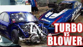 Download UNLIMITED BUDGET, 3500hp Twin Turbo vs Supercharger dyno showdown! Video