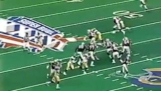 Download Final drive of Super Bowl XXXVI Video
