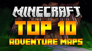 Download Top 10 Minecraft Adventure Maps (Minecraft 1.12/1.11.2) - 2017 [HD] Video